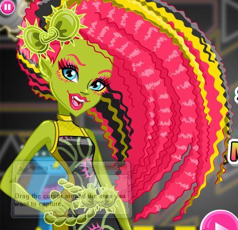 Electrified Venus McFlytrap Game