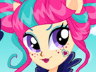 Equestria Girls Sour Sweet Game