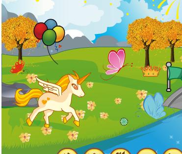 Fairy Castle Design Game