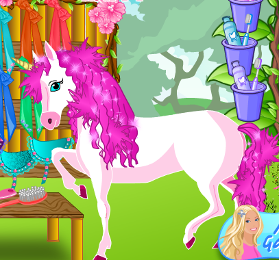 Fairy Pets Care Game