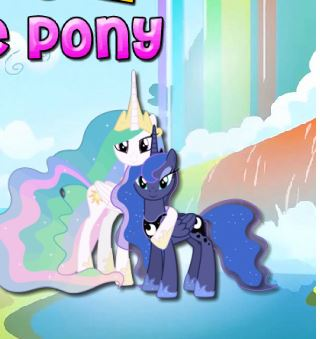 Flappy My Little Pony 2 Game