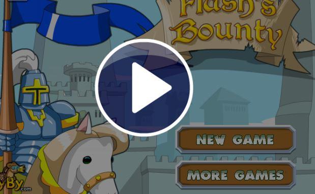 Flash Bounty Game