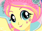 Fluttershy Rocking Hairstyle Game