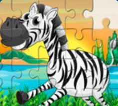 Happy Kids Puzzle Game