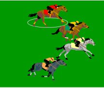 Horse Hars Derby Game