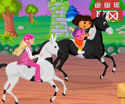 Horse Racing Mania Game