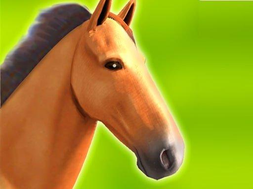 Horse Run 3D New Game