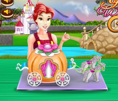 Horse Wedding Cake Game