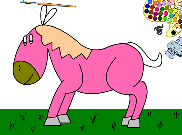 Jimmy The Horse Game