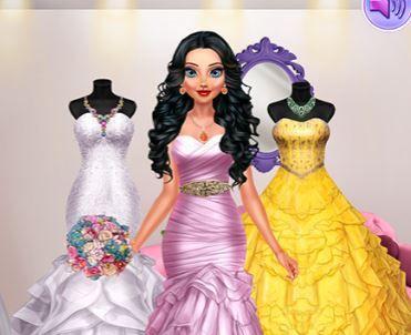 Princess In Wedding Day Game