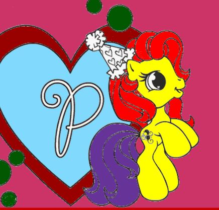 Little Pony Kids Coloring Game