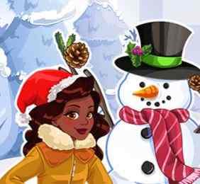 Make A Snowman Game
