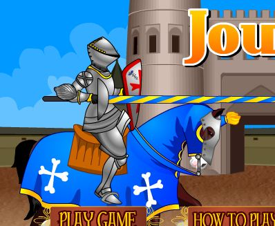 Medieval Jousting Game