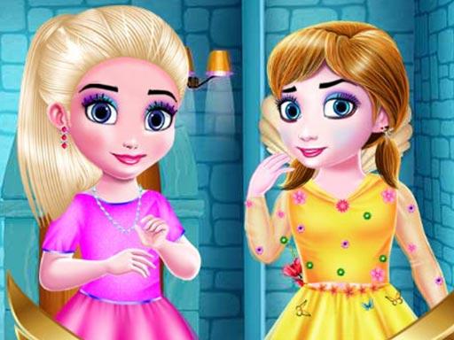 Modern Little Fairy Fashion Game