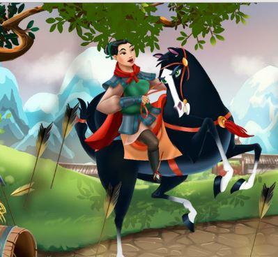 Mulan Emergency Help Game