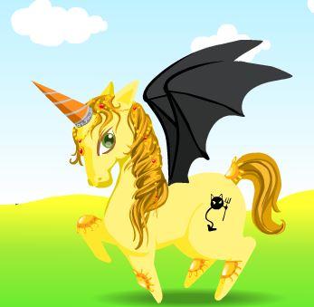 My Baby Unicorn 2 Game