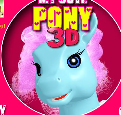 My Cute Pony 3D Game