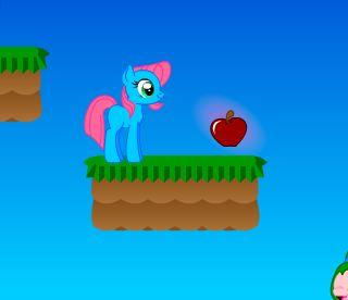 My Little Platform Game Game