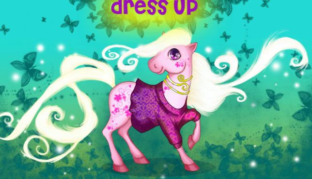 My Little Pony Filly Funtasia Game