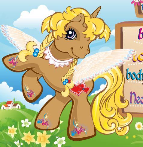 My Little Pony 3 Game