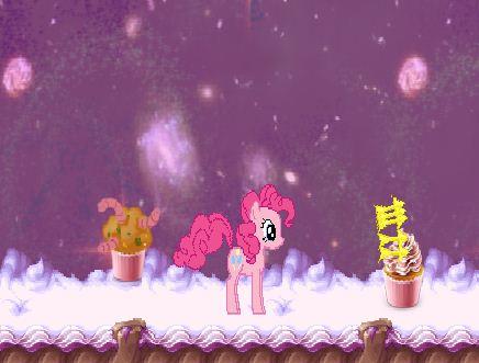 My Little Pony Cupcake Dream Game