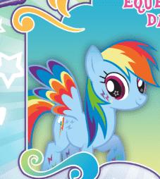 My Little Pony Equestria Dash Game