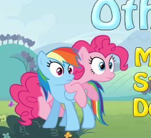 My Little Pony Othello Game