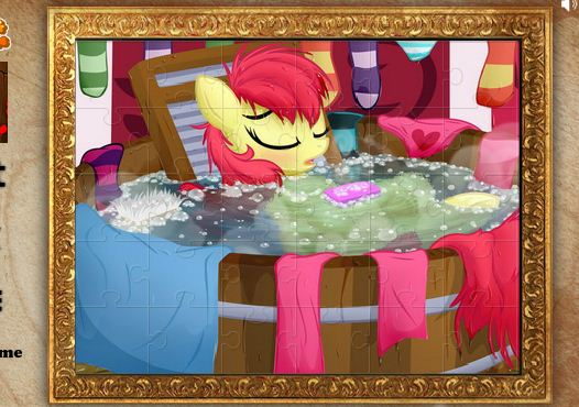 My Little Pony Puzzle 3 Game
