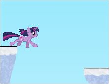 My Little Pony Twilight Running Game