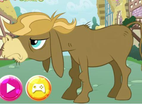 My Little Pony Wedding Crashers Game