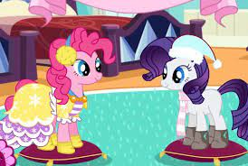 My Little Pony Winter Fashion New Game