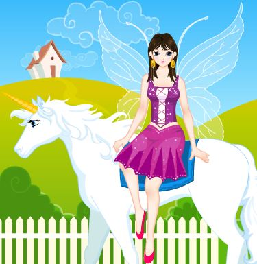 My Sweet Horse Game