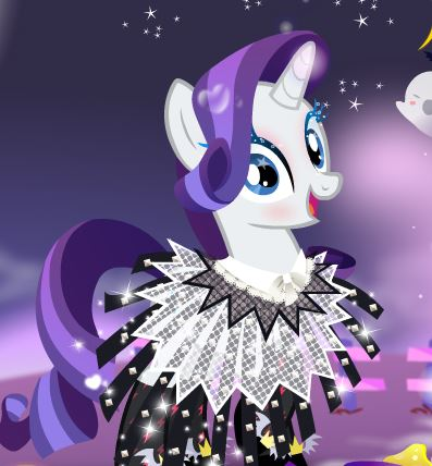 My Little Pony Dressing Game