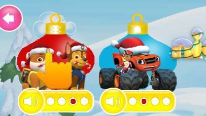 Nick Jr Music Maker Christmas Game
