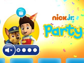 Nick Jr Party Music Maker Game