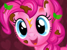 Pinkie Pie Messy Cleaning Game