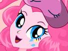 Pinkie Pie Pajama Party Game