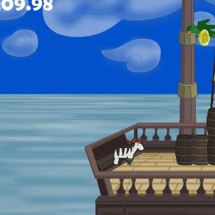 Pirate Zebra Game