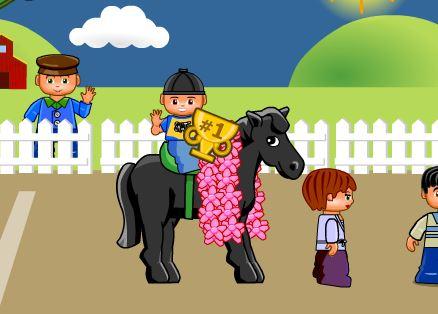 Pony Club Races Game