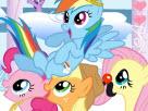Pony D Finder Game