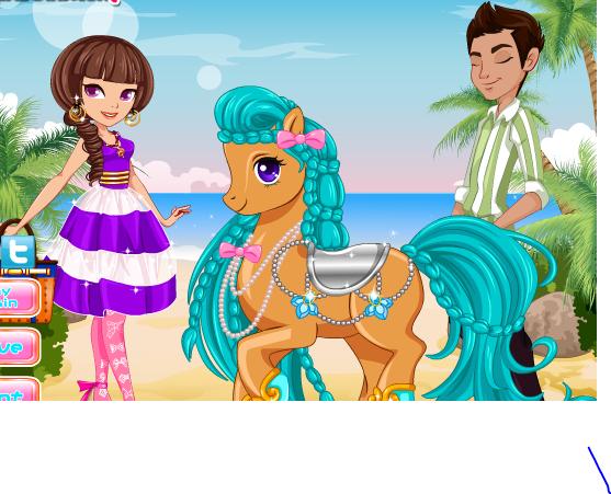 Pony Love Game
