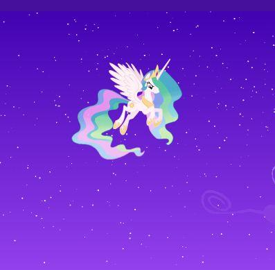 Pony Luna Game
