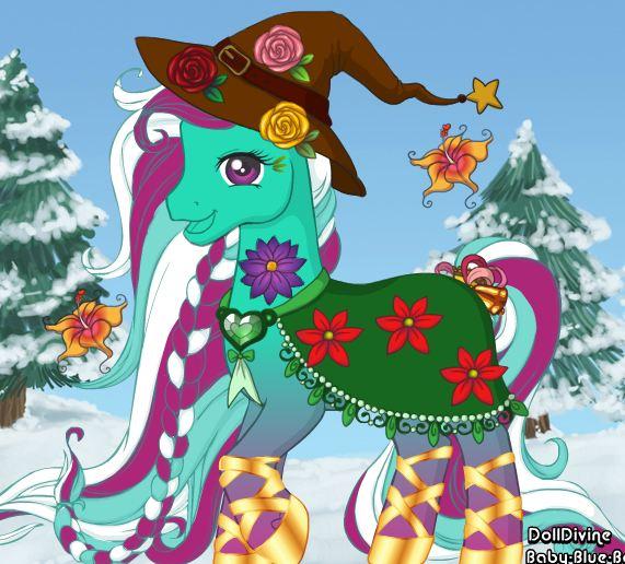 Pony Maker Game