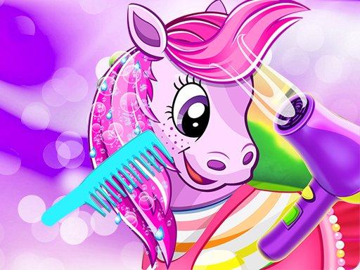 Pony Pet Salon Game Game