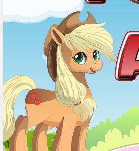 Pony's Apple Game