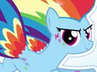 Rainbow Dash Rainbow Power Style Game