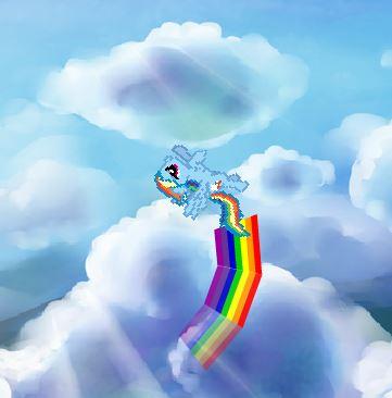 Rainbow S Tail Game