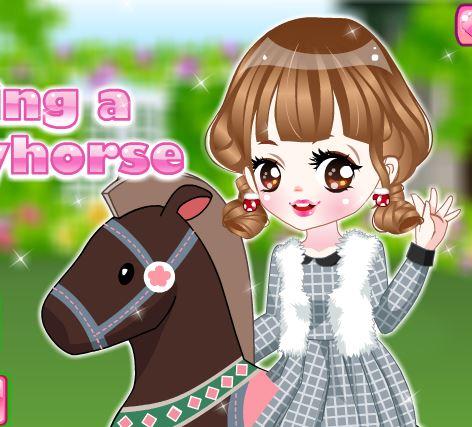 Riding A Hobbyhorse Game