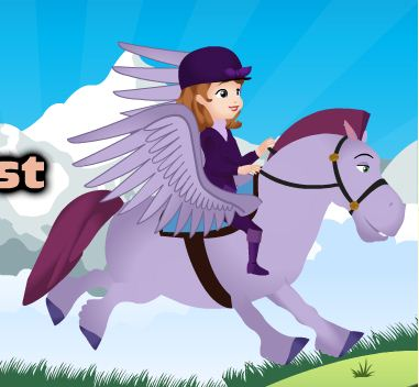 Sofia The First Flying Horse Game