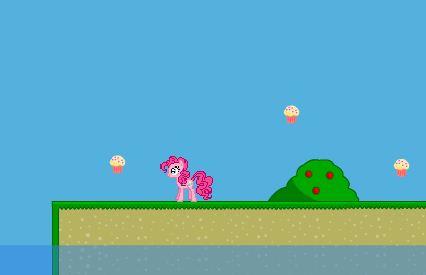 Super Pinkie World Game